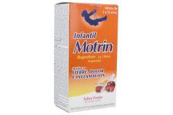 Motrin Infantil 2 g/100 mL Caja Con Frasco Con 120 mL Sabor Frutas