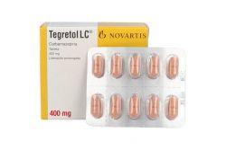 Tegretol LC 400mg Caja Con 20 Tabletas