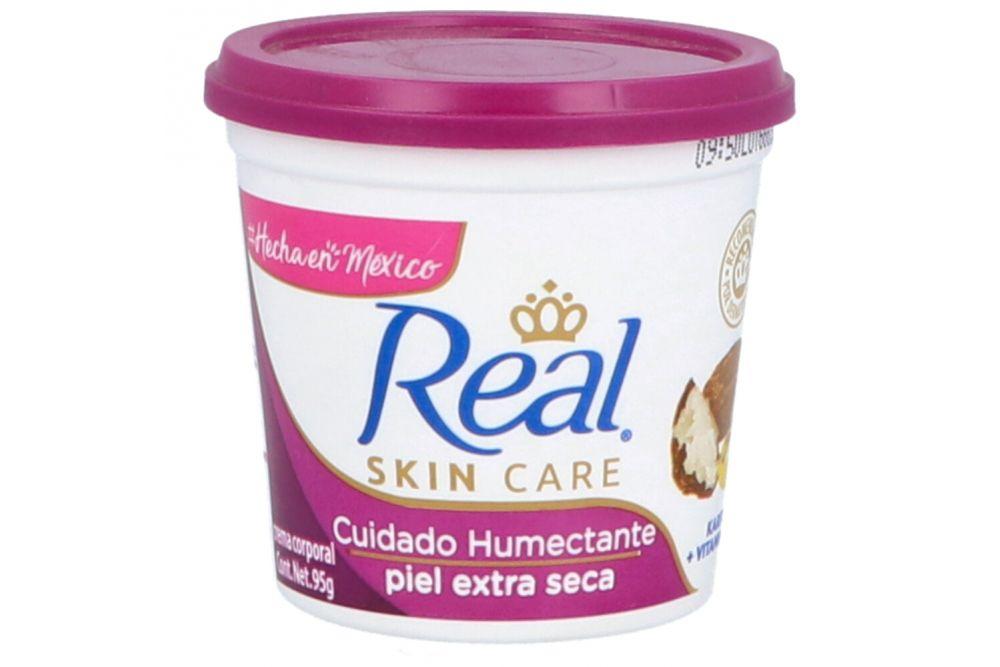 Crema Real Piel Extra Seca 95 G