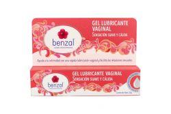 Gel Lubricante Vaginal Benzal Rojo Caja Con Tubo Con 30 g