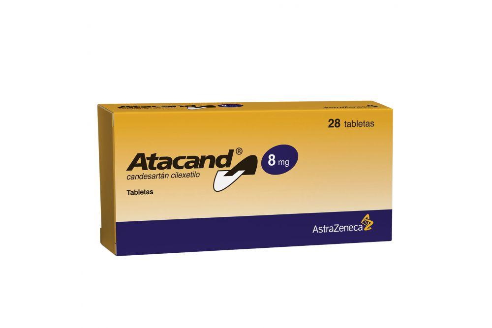 Atacand 8 mg astrazeneca