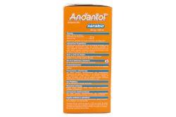 Andantol Jarabe Caja Con Frasco Con 115 mL y Dosificador
