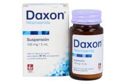 Daxon 100mg/5mL Caja Con Frasco Con Polvo Para 30 mL De Mezcla