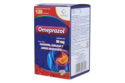 Omeprazol 20 mg Caja Con 20 Cápsulas