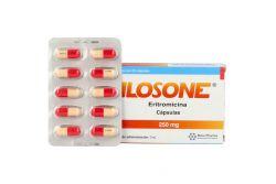 Ilosone 250mg Caja Con 20 Cápsulas RX2