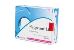 Neugeron LP 400 mg Caja Con 10 Tabletas
