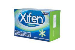 Xifen Caja Con Frasco Con 42 Tabletas