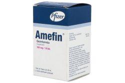 Amefin Suspensión 1000 mg Caja Con Frasco Con 30 mL