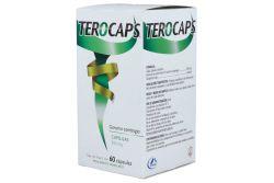 Terocaps 500 mg Caja Con 60 Cápsulas