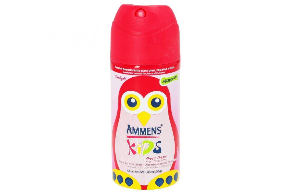 Desodorante Pies Ammenskidsfrsaaer12