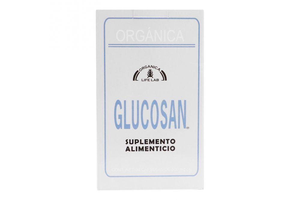 Glucosan Caja Con 30 Cápsulas