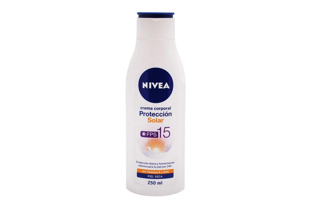 Crema Nivea B Uv Fps15 250 ml.