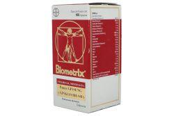 Biometrix Caja Con Frasco Con 100 Cápsulas
