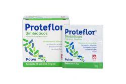 Pro-T-Flor Caja Con 10 Sobres De 1.5g