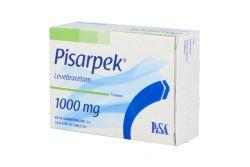 Pisarpek 1000 mg Caja Con 30 Tabletas