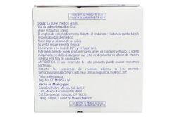 Zinnat 250 mg Caja Con 10 Tabletas -RX2