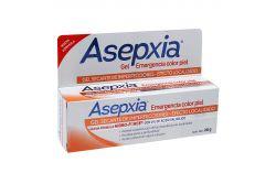 Asepxia Emergencia Color Piel Tubo Con 28 g