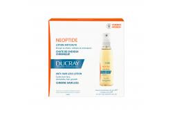 """Tratamiento Auxiliar """"Anti-Caída"""" Ducray Neoptide Caja Con 3 Frascos"""