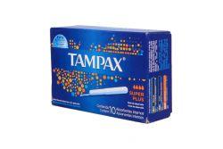 Tampax Super Plus Caja Con 10 Absorbentes Internos