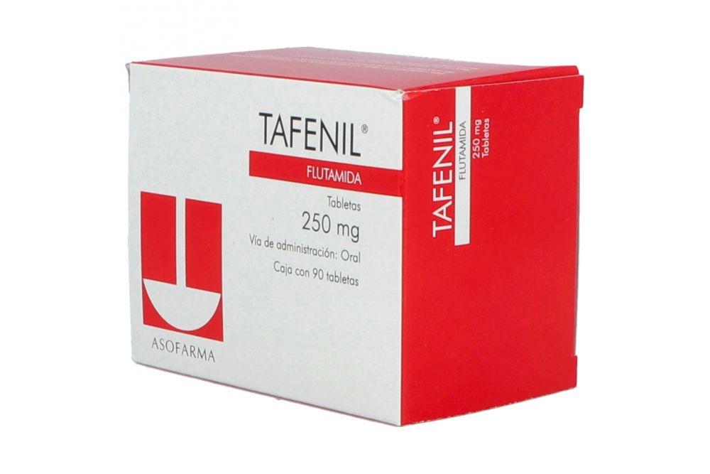 Tafenil 250 mg Con 90 Tabletas