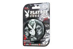Condones Playboy Condoms Play Pack Empaque Con 3 Unidades