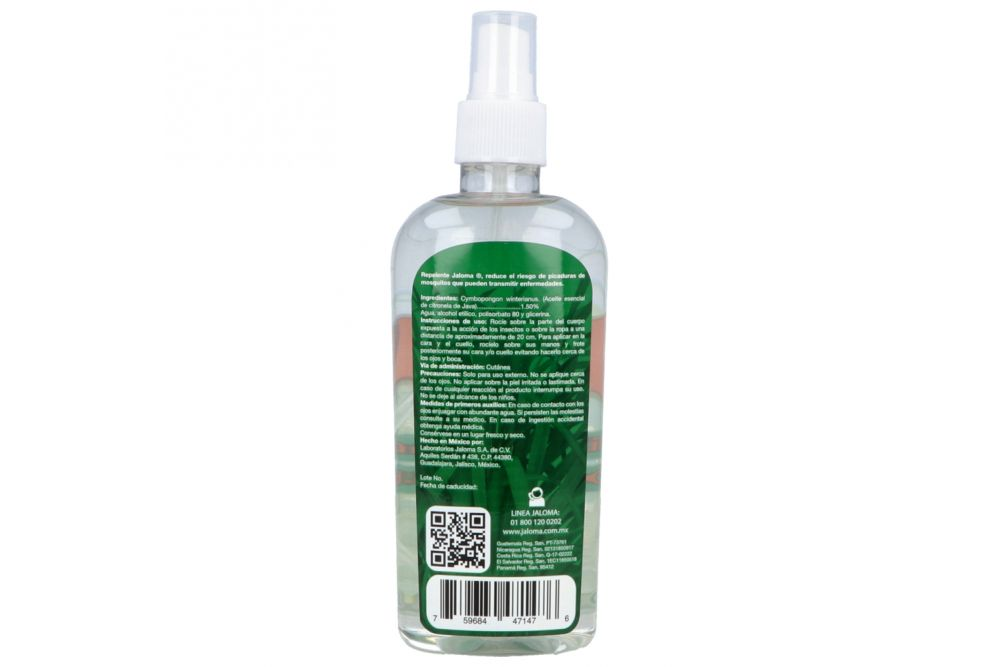Repelente Insectos Jaloma 265 mL