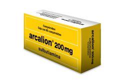 Arcalion 200 mg Caja Con 60 Comprimidos
