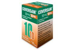 Coversam 10 mg/10 mg Caja Con 30 Comprimidos