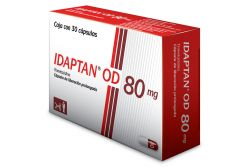 Idaptan OD 80 mg Caja Con 30 Tabletas
