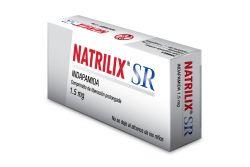 Natrilix SR 1.5 mg Caja Con 30 Comprimidos Recubiertos