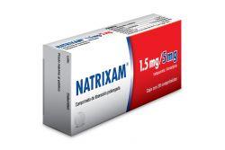 Natrixam 1.5 mg / 5 mg Caja Con 30 Comprimidos