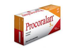 Procoralan 5 mg Caja Con 56 Comprimidos