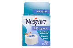 NEXCARE MICROPORE X 2.5CM 5M CAJA CON 1 PIEZA