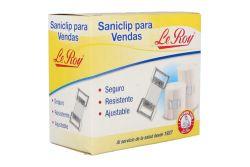 Saniclips Le Roy Caja Con 100 Sobres De 2 Piezas