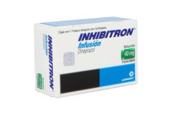 Inhibitron Infusión 40 mg Caja Con 1 Ámpula