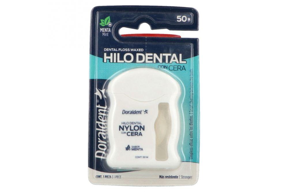 Doraldent Hilo Dental Empaque Con 50 m