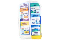 Diapro Confort Mediano Talla 31-46 Paquete Con 10 Pañales