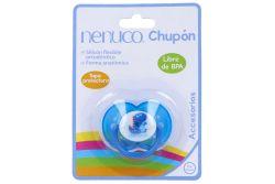 Chupon Nenuco Con Tapa Prot 0-6 Meses
