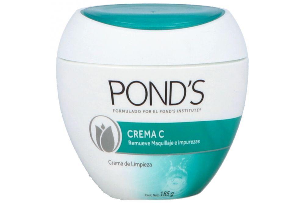 Pond's Crema C Tarro Con 185 g