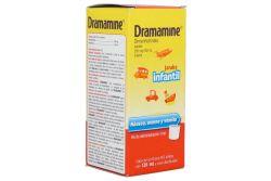 Dramamine Jarabe Con 120 mL