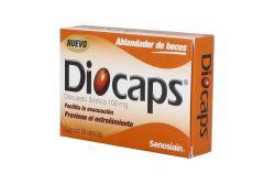 Diocaps 100 mg Caja Con 30 Cápsulas