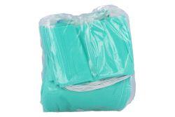 Cubrebocas Desechable Protec Bolsa Con 150 Piezas Color Verde