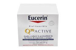 Crema Eucerin Fac Q10Active-Noc5