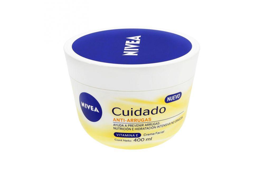 Crema Nivea Cuidado Anti-Arru 40