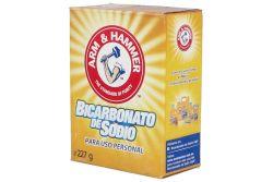 Bicarbonato De Sodio Puro Caja Con 227 g
