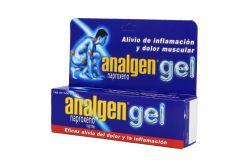 Analgen Gel Caja Con Tubo Con 30 g