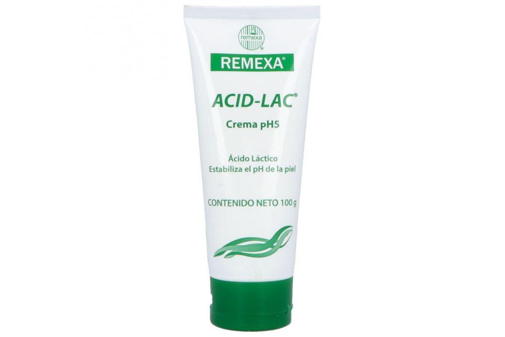 Acid Lac Crema pH5 Tubo Con 100 g