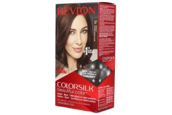 Tinte Revlon Colorsilk Chocolate 37 Caja Con Frasco Con 130 mL