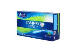 Tampax Pearl Caja Con 8 Absorbentes internos