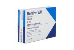 Reminyl ER 8 mg Caja Con 14 Cápsulas